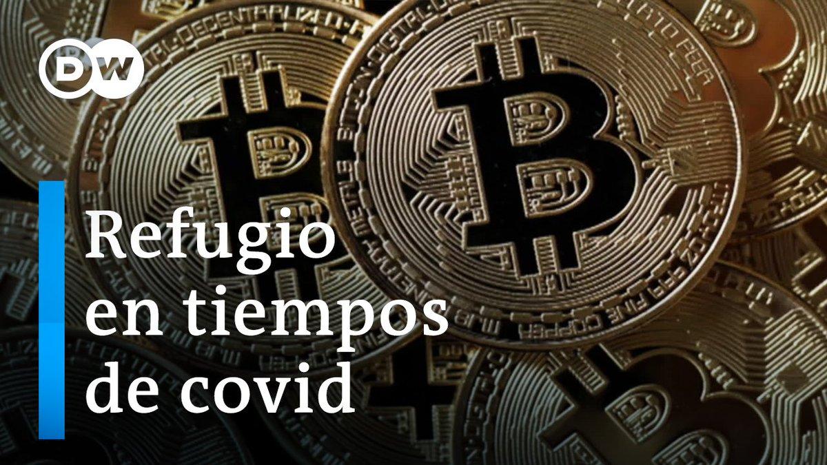 La pandemia mueve el bitcoin  La criptomoneda se ha visto impulsada por la creciente inseguridad. Pero al final de la semana su cotización caía, posiblemente por ventas de los inversores para cobrar sus beneficios. /IC https://t.co/OIOydOCK5F