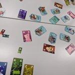 Image for the Tweet beginning: うちボドに参加。今日は持ってったゲームも遊べたし、やってみたかったのも沢山できたしホクホクでしたー  ・ハーバリウム ・アイルオブスカイ ・敦煌の商人 ・ポルト ・レヴィアス ・ブロックス