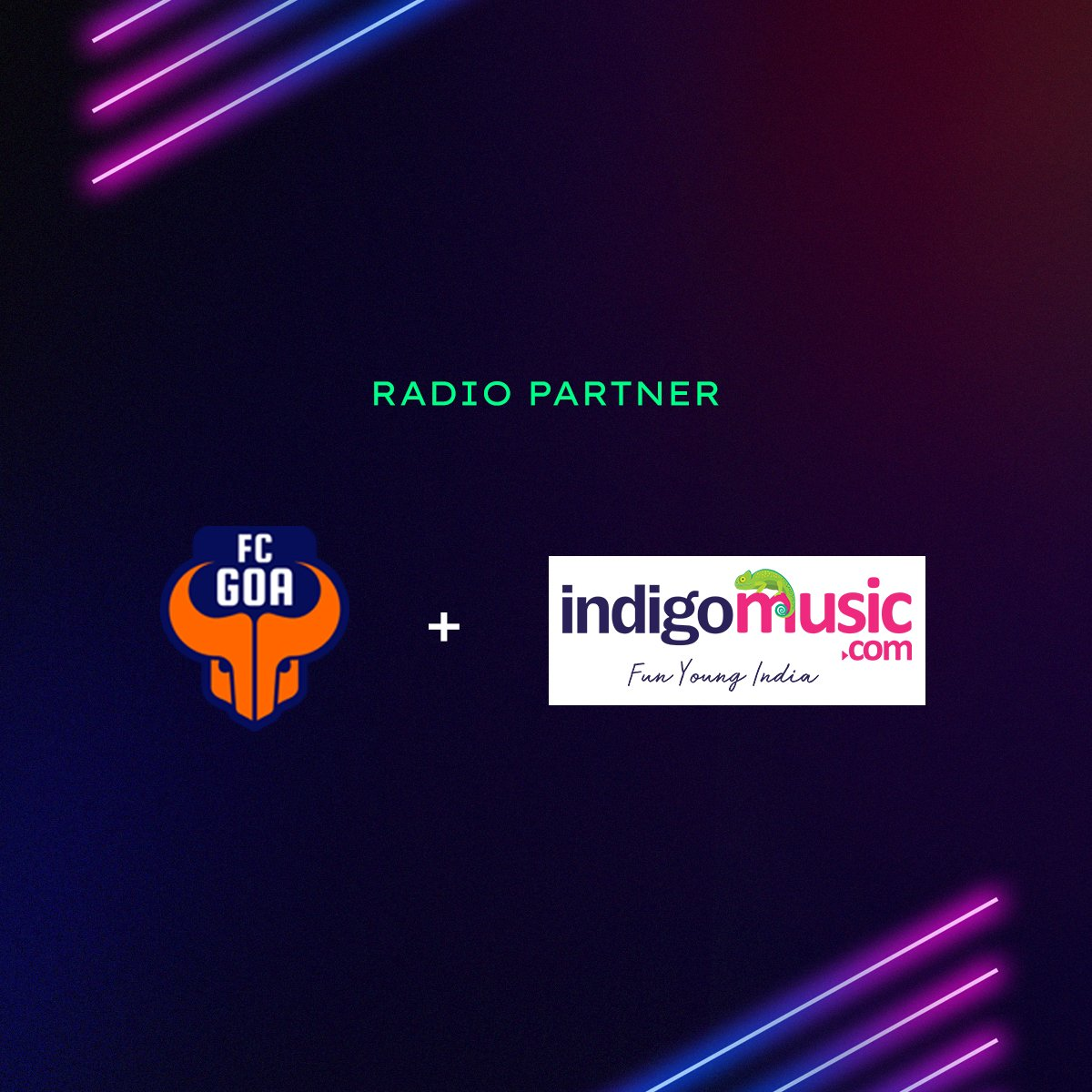 The Gaurs have always had an unwavering commitment to establish partnerships with like-minded organisations. 🤝🏻  Join us in welcoming them to the family!   Learn more about these partnerships here:    #RiseAgain #ForcaGoa