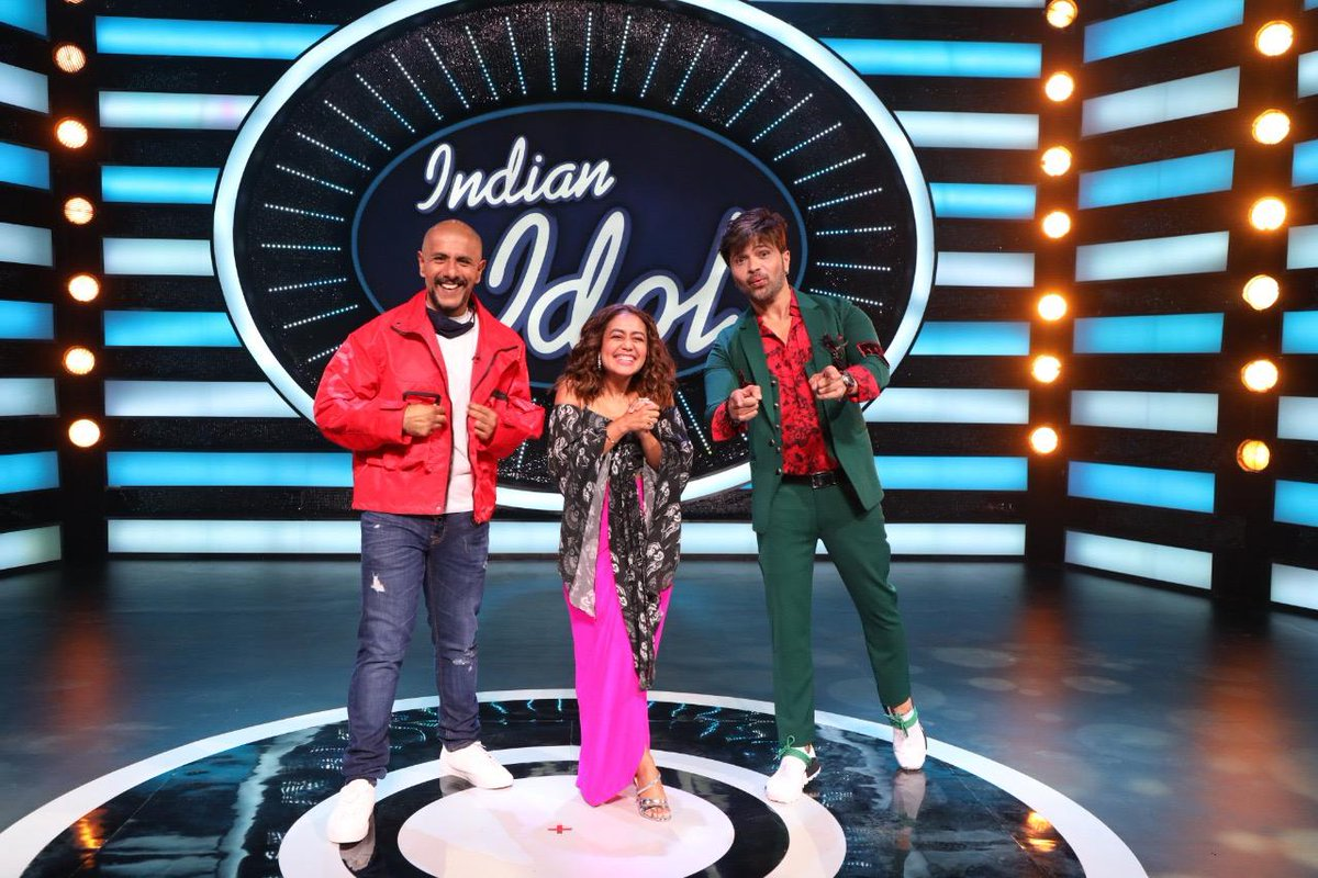 The Indian Idol Trio is back and they are back with a bang! Watch #IndianIdol2020 starting from tonight at 8 PM