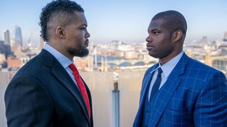 IT IS FIGHT-DAY 🎉🎉🎉🎉  #AtLast #DuboisJoyce @frankwarren_tv 🥊  Tune into @btsport tonight to see a HEAVYWEIGHT WAR in London 🌃