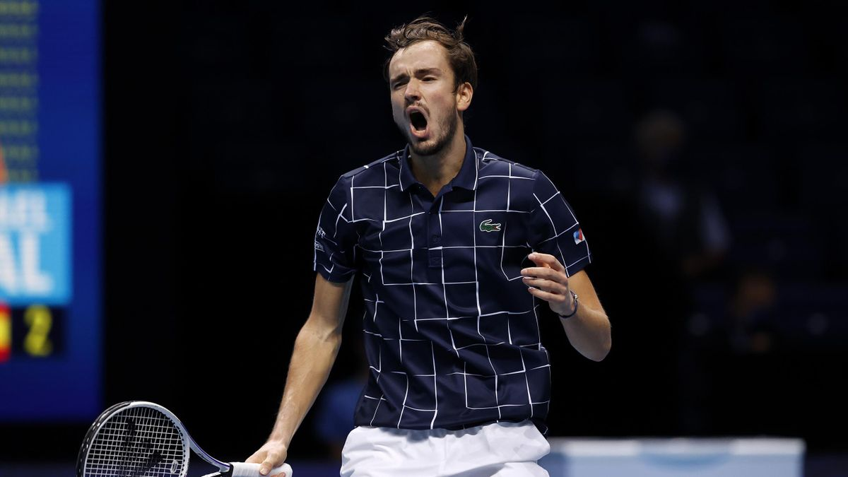No 4  in the Top 10 ATP prize-money earners in 2020  Daniil Medvedev (Russia) – $3,622,891 (Singles: $3,607,670 Doubles: $15,221) Winning the ATP Finals undefeated meant Medvedev's earnings was boosted by $1,564,000 in one week. https://t.co/xcuWFbuP5m