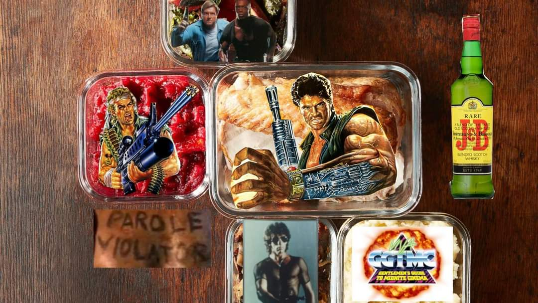 Still not stuffed following Thanksgiving? Then join me and slew of five gents for some GGTMC Leftovers! The fun starts at 1:30 p.m. ET! #WMACMasters, #ToughAndDeadly, #TheStabilizer, #HandsOfSteel, #StrikeCommando, & #ParoleViolators!