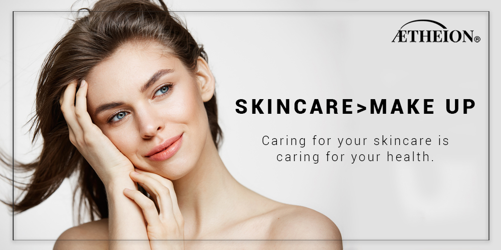 How to cover up blemishes and imperfections without the use of make-up? 🤔 The key is skincare. A good skincare routine will also prevent and slow aging signs, leaving your skin healthy and glowing.  #skincareroutine #healthyskin  Read the full info at