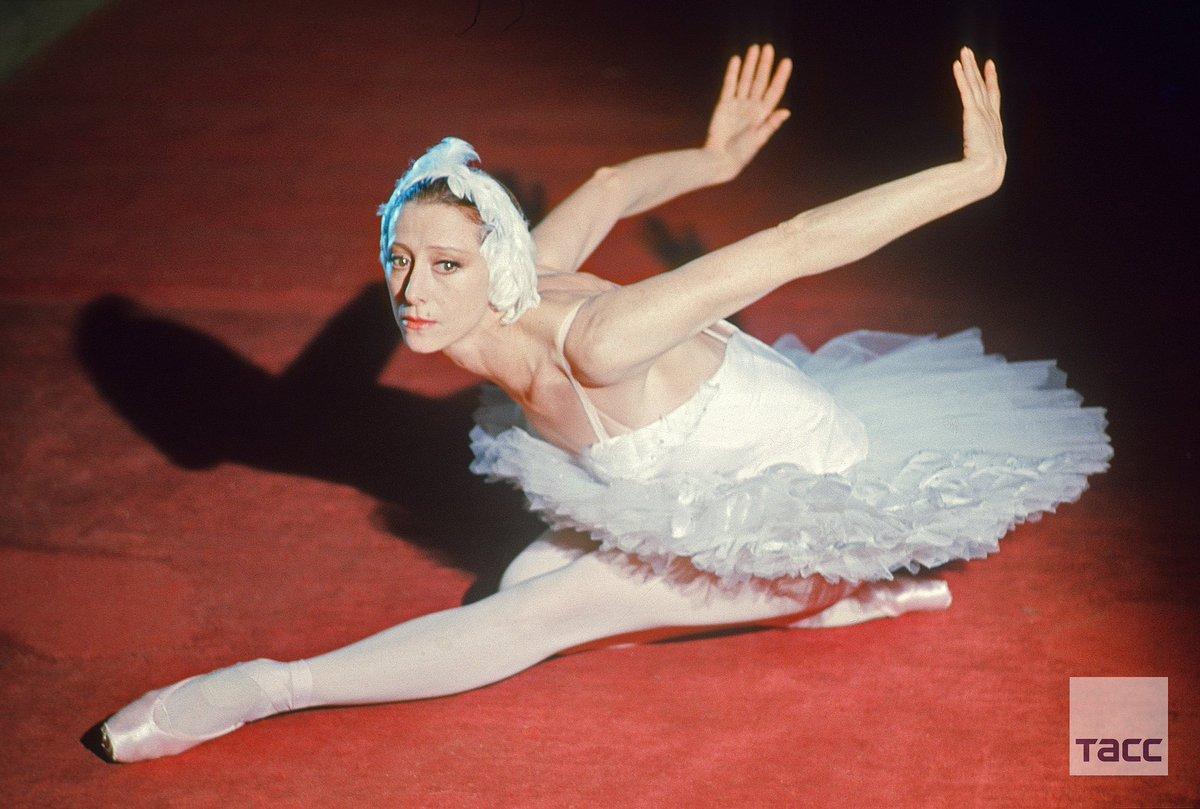 Мариинский театр посвятит вечер одноактных балетов Майе Плисецкой: https://t.co/BV6XG6PD0w  На фото: Майя Плисецкая, 1976 год. https://t.co/GKiRqM6Ue9