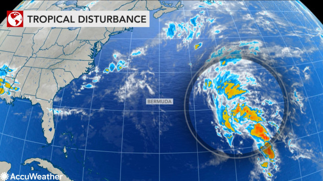 Accuweather On Twitter With November Almost Over And The Official End Of The Atlantic Hurricane Season Nearing Accuweather Meteorologists Continue To Monitor An Area Of Disturbed Weather Over The Middle Of The