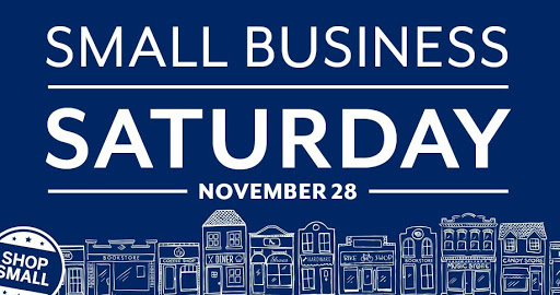 Small Business Saturday Deals #ShopSmall -