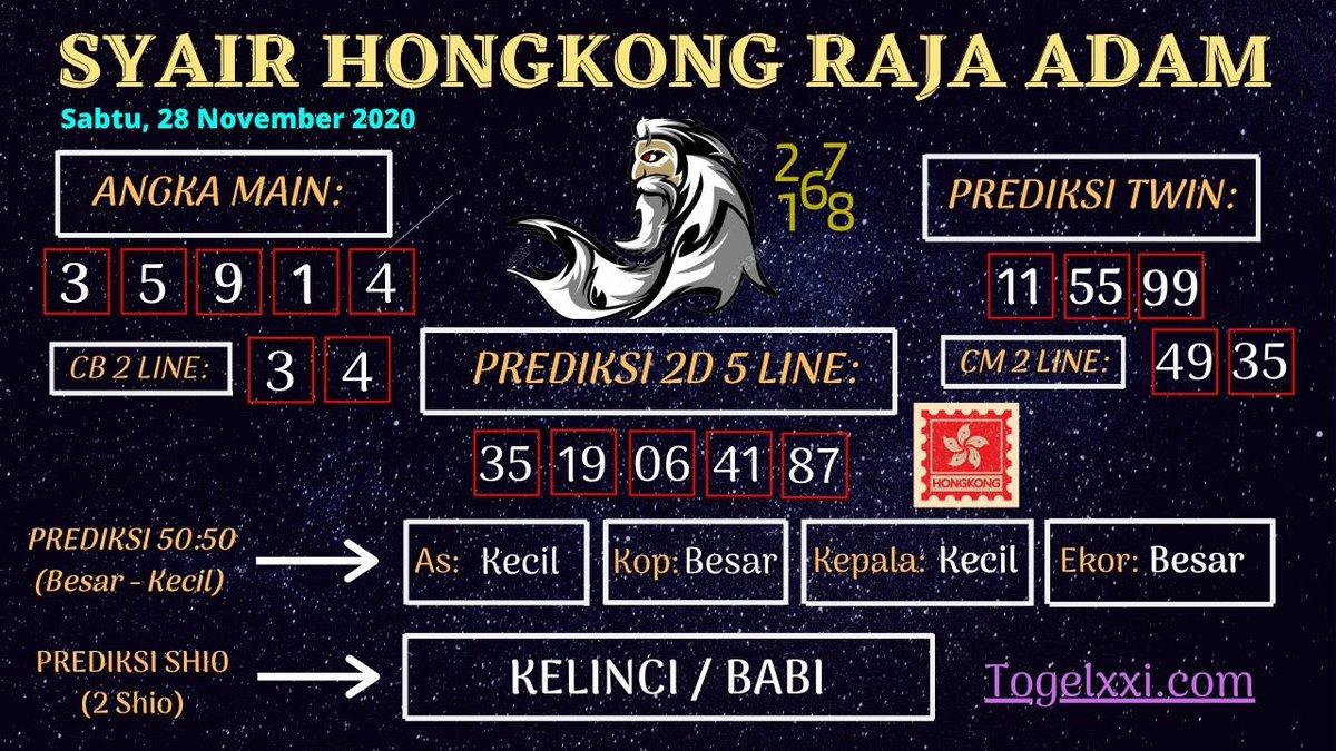 Prediksi Hongkong Hk Prediksihkg Twitter