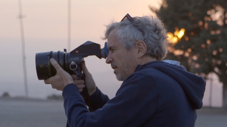 «When you're doing a film, narrative is your most important tool, but it's a tool to create a cinematographic experience, to create those moments that are beyond narrative, that are almost an abstraction of that moment that hits your psyche»  Happy Birthday Alfonso Cuarón!