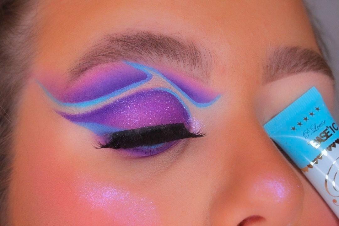 Inspired by @katiewakenshaw  Ig- abbiemua #morphe #makeup #mua #makeupartist #beauty #anastasiabeverlyhills #morpheglamfam