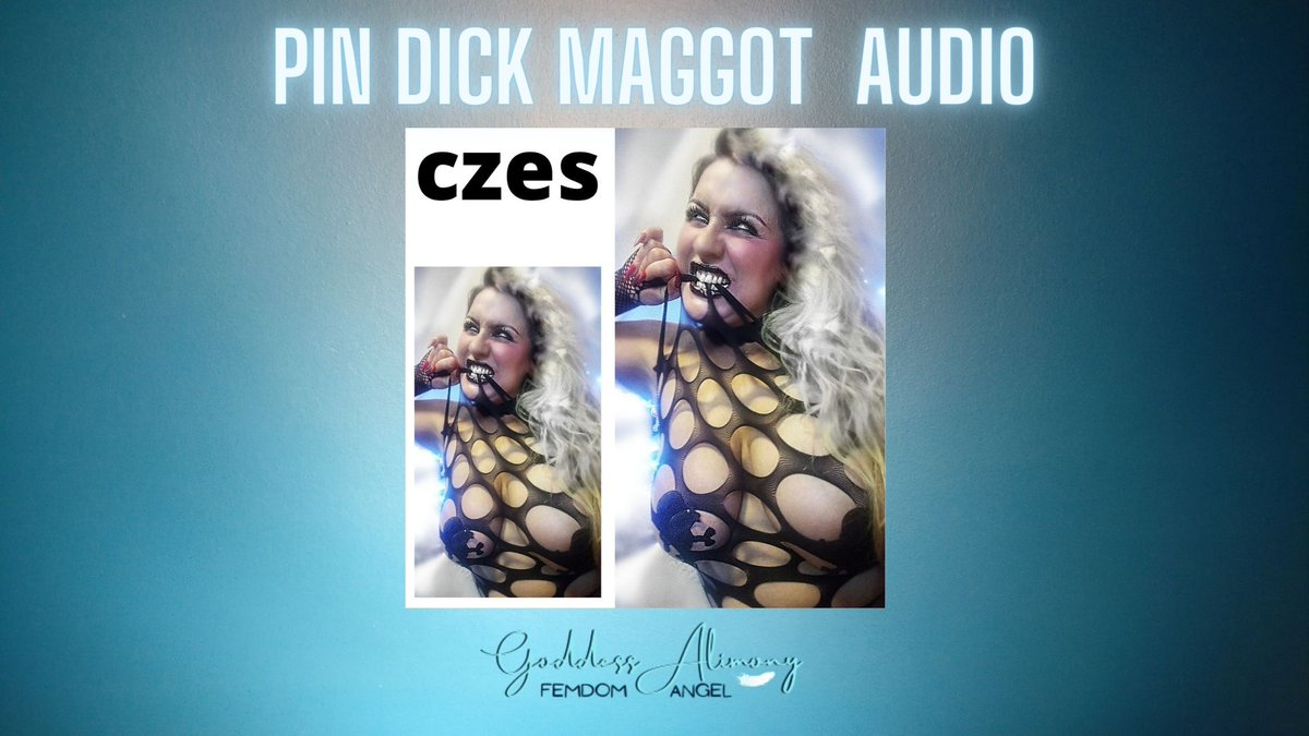 I have a new post on my FanCentro Feed: 🤩👌🔥💦 NEW! PIN DICK MAGGOT SPH #AUDIO  🤩👌🔥💦 ➡️  AVAILABLE NOW!  ⬅️  Come check it out!  https://t.co/rxCrj4BnV5 https://t.co/BaCtD3exwO