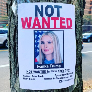 NOT WANTED IN New York City