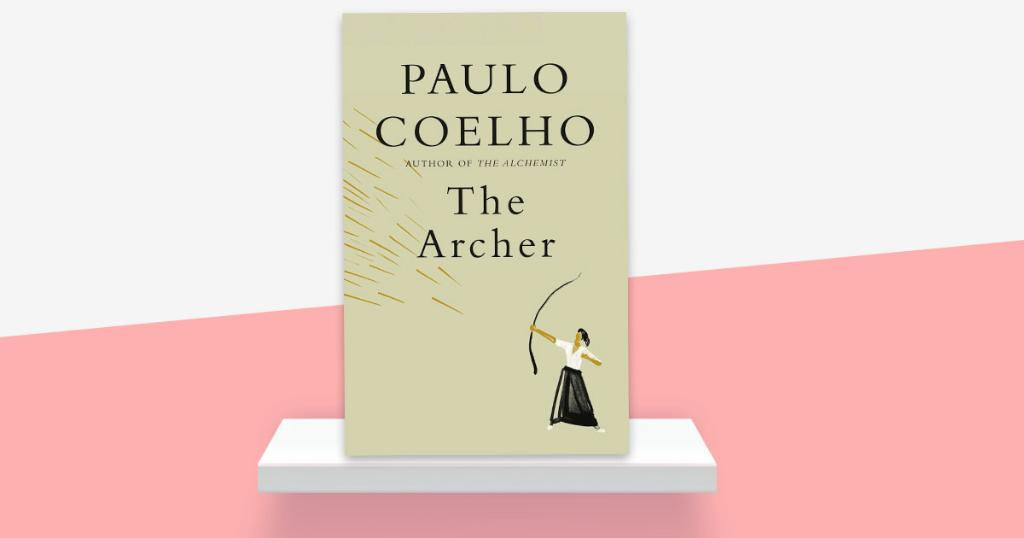"How do you live a good life? We talked to @paulocoelho about his new book ""The Archer,"" which is a meditation on life, focus, and perseverance."