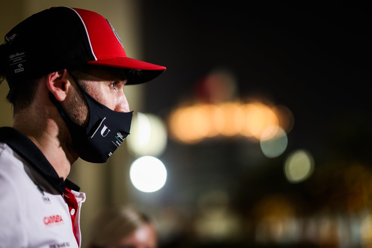"""🗣️Antonio """"My fastest lap was really good and we were so close to making it to Q2, only missing out for less than half a tenth. It's obviously frustrating but all we can do is focus on tomorrow. I was quite happy with the car but we know it will be a challenging race"""" #BahrainGP https://t.co/9OxtI9giwX"""