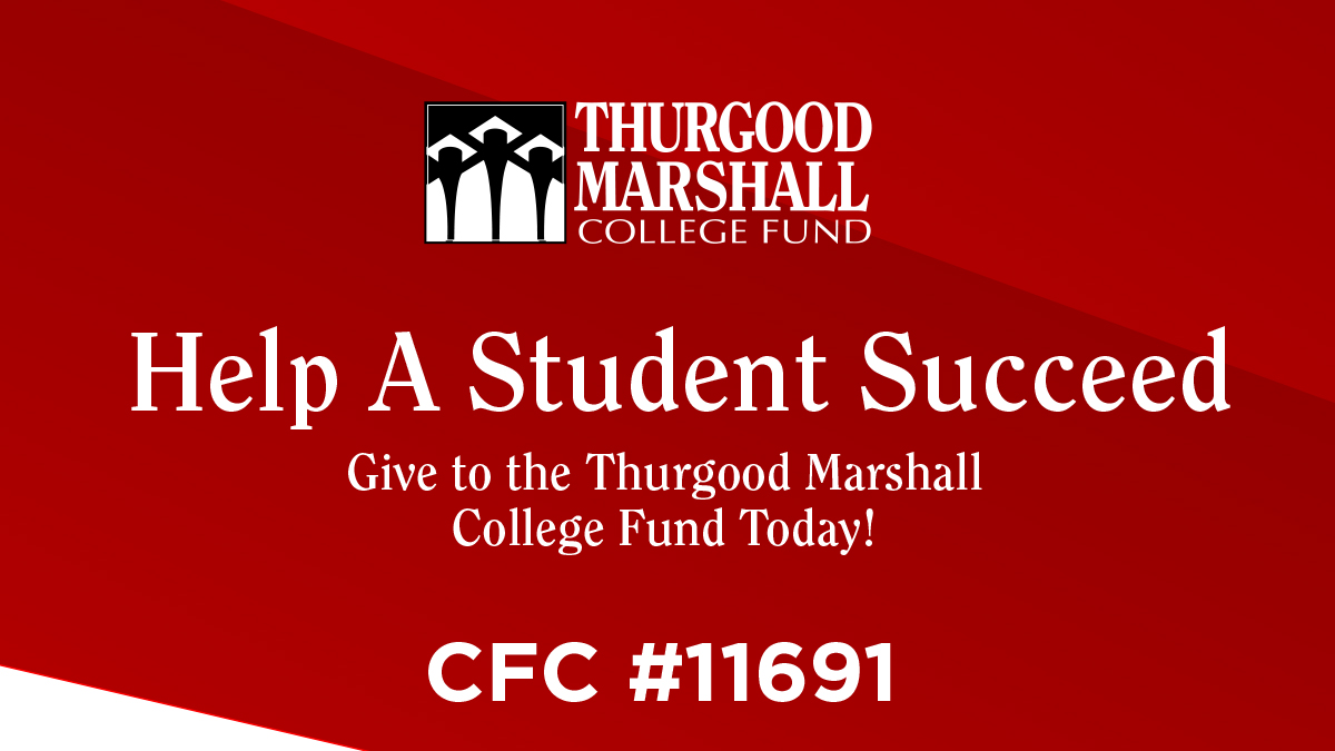 In 2019, your donations through the @CFC and workplace giving helped @tmcf_hbcu directly impact more than 31,000 K-12 students in high-need urban and rural areas across the country.  #HBCU #ShowSomeLoveCFC #ImpactAtWork
