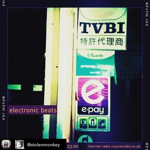 Tune in to the latest electronic beats show from Taylor @stolenmonkey on @RecycleRadioHB   at 23:00 tonight here here https://t.co/fC0Ognu3Nx  #CommunityRadio #electronica #downtempo #dub #organichouse #deephouse #electronicmusic #hebdenbridge https://t.co/kIXnBxwcdt