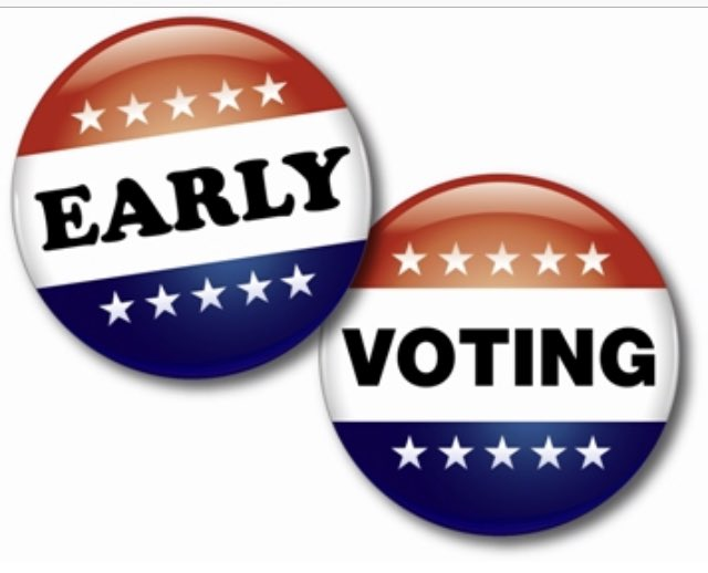 Vote Early! Today is the LAST DAY of early voting in Louisiana for the December 5th runoff elections. #VOTE  #VoteEarly #EarlyVote #GeauxVote https://t.co/ovlymSy1Ww