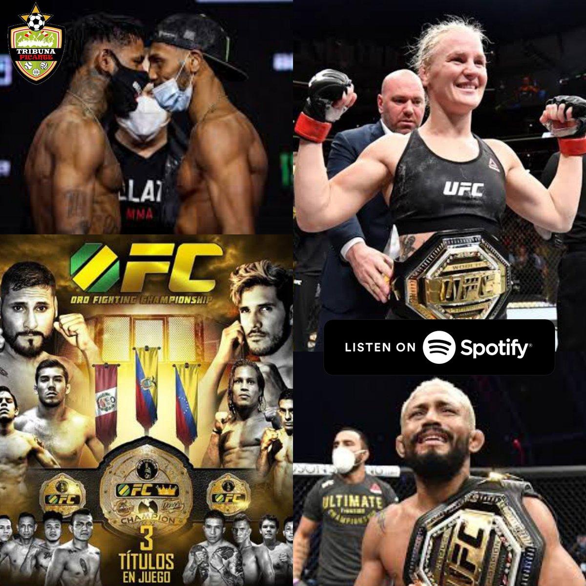 Ya esta disponible el #podcastpicante de #MMA en #TribunaPicante   https://t.co/JlPqa2brFH  https://t.co/dh0Xl3mtJX https://t.co/Yql0AK2YKP