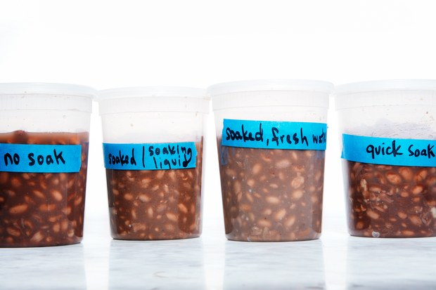 Nope, you don't actually need to soak dried beans. In fact… you probably shouldn't. trib.al/4W4psVU
