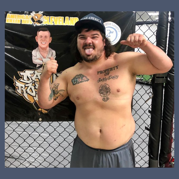 "Fighter Shout Out Of The Day is ""Big Sexy"" Billy Swanson - Follow him on Instagram - https://t.co/9XAIiTMeO6 - Can't wait to see ya do battle again! Keep Makin America Sexy Again!  #365FighterShoutouts #TopRatedMMA #BeardedBiz #MMA #WMMA #Fighter #Warrior #CoeurDAlene #Maxout https://t.co/MzkRGUE7QO"
