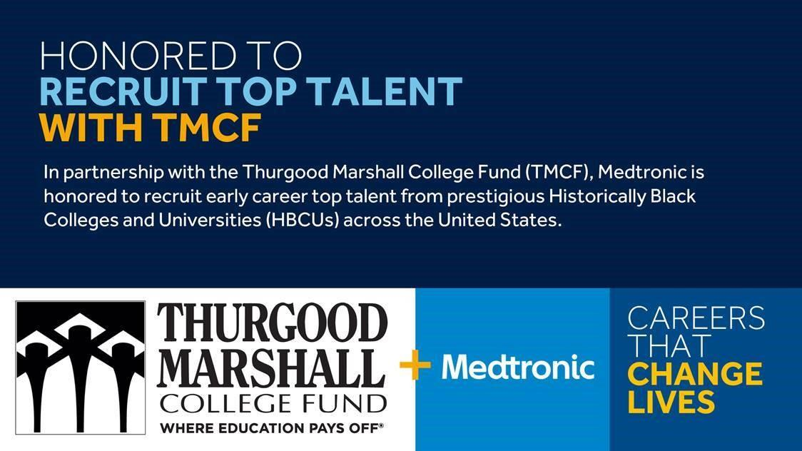 Are you a student at @aamuedu, @FAMU_1887, @ncatsuaggies, @PVAMU and @TuskegeeUniv seeking an internship opportunity for 2021? @Medtronic is partnering with @tmcf_hbcu for the recruitment and hiring of interns for next summer. Learn more and apply at