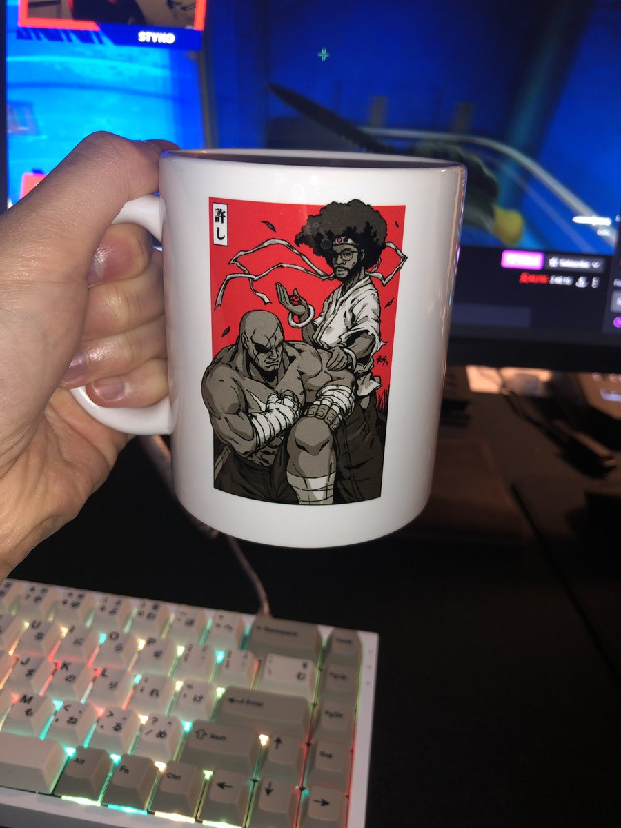 autimatic - My coffee is tasting even better this morning thanks to @RyanJosephHart. Check out his merch at