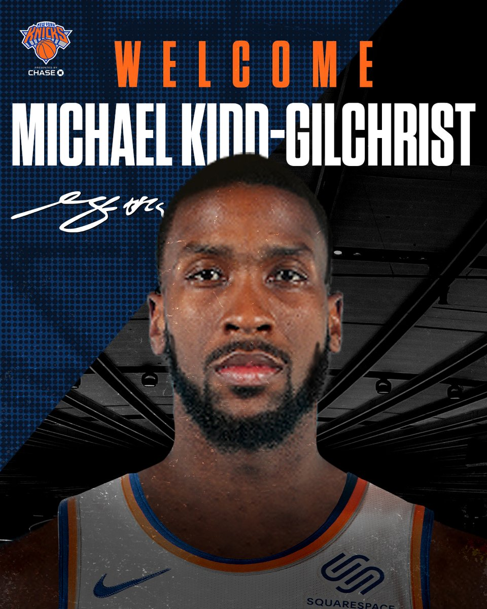 Replying to @nyknicks: Welcome to the Mecca, @MKG14! #NewYorkForever