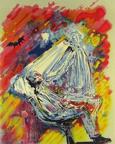 El Dentista por Salvador Dalí