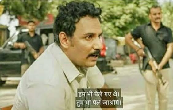Sanjay dutt to #VarunDhawan  #BoycottCoolieNo1 #sadak2