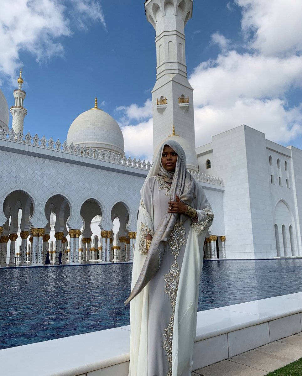 Sheikh Zayed Grand Mosque 🕌
