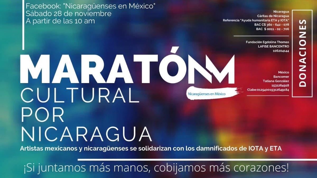 #huracanlota #SOSNicaragua