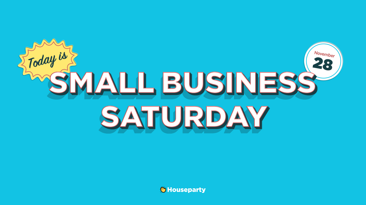 Today is #SmallBusinessSaturday! Let's start a thread of small business you love. Tag them down below! 🏡🛒