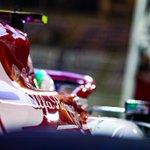 Racing under Bahrain's night sky 🌙   #BahrainGP