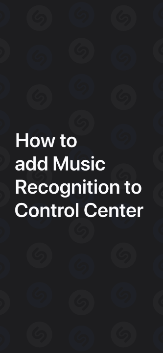Name that tune in two taps.   In iOS 14.2, you can add Music Recognition to Control Center to quickly identify songs you hear playing in your headphones, apps, or around you. Here's how.
