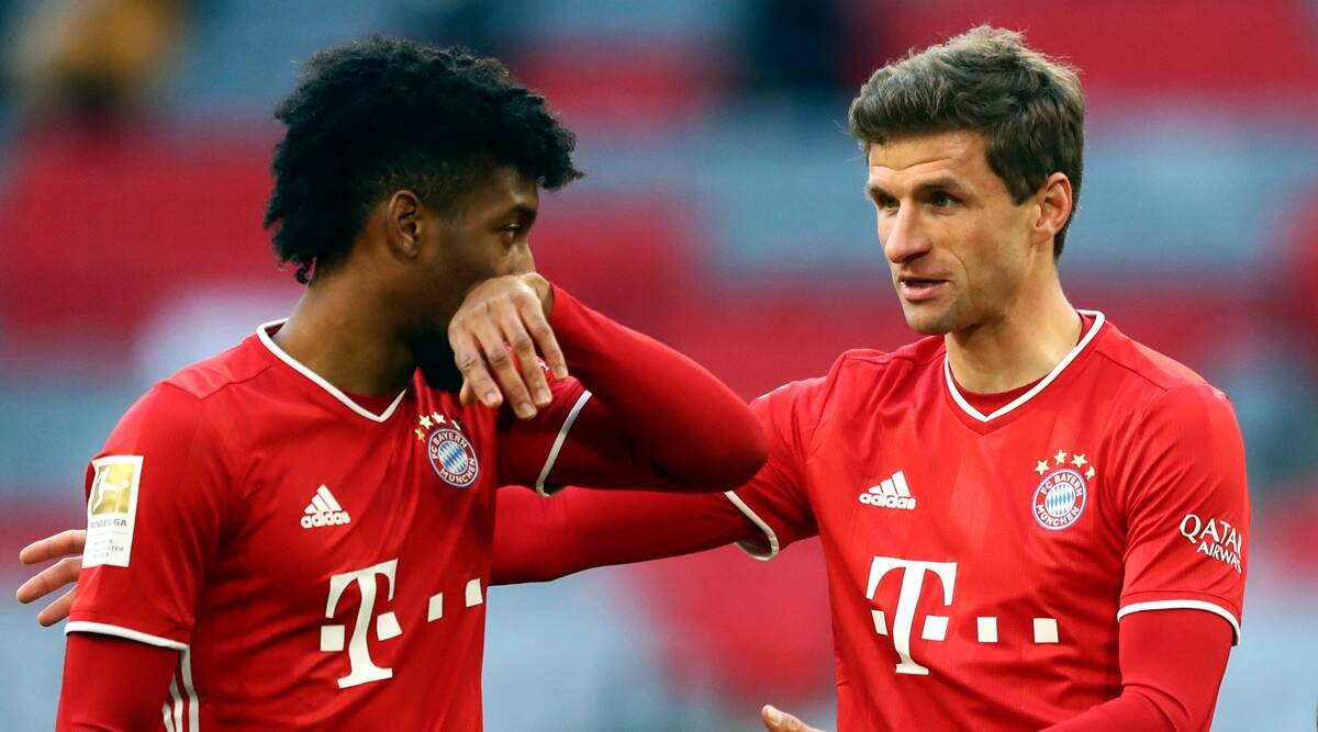Kingsley Coman rescues draw for Bayern Munich against Werder Bremen https://t.co/Mt6Hm7uWTJ via @IndianExpress https://t.co/qOFkkcHdPi