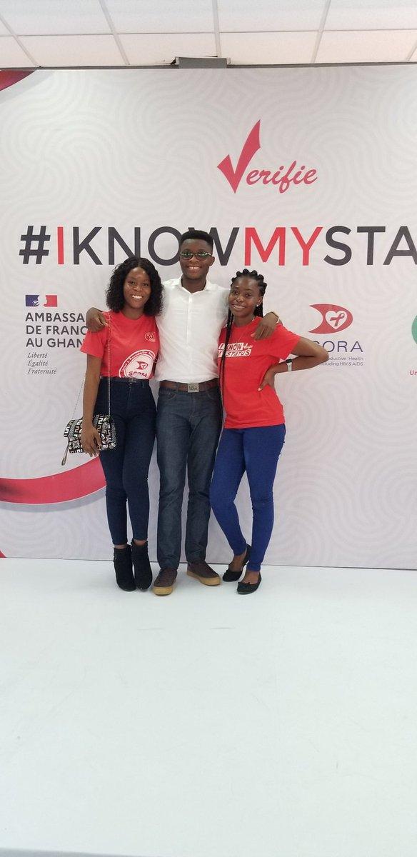 #IKnowMyStatus