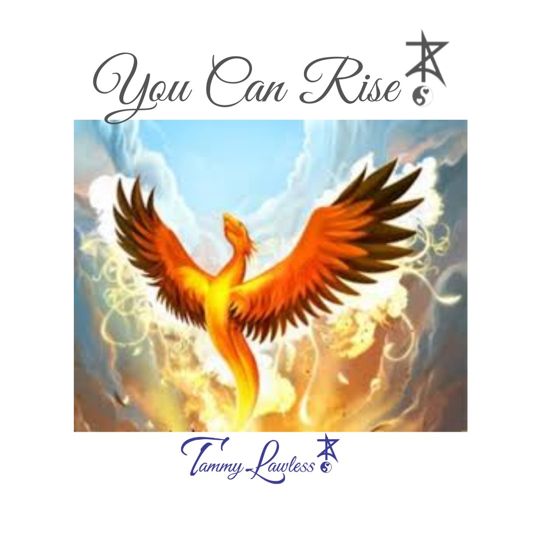 It matters not who you were! It matters who you want to be!   You can rise from the ashes of the bridges you've burned!  You matter! #phoenix #rise #love #light #healing #freedom #peace #help #joy #grace #letgo #mercy #wisdom #TammyLawless #mentor #lifecoach https://t.co/cgRMYAMeAy