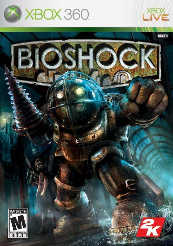 Modify your body and go on a interesting action packed deep sea adventure to get to the bottom of the mystery of BioShock #xbox360 #fps #videogames #gamers #sea https://t.co/f3Wk4jhEjX