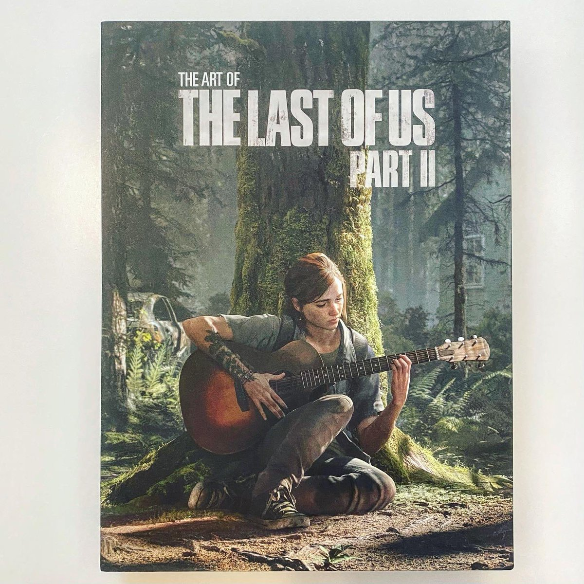 Finally got it :) so good and well done The Art of the Last of Us Part II Deluxe Edition #thelastofus2 #naughtydog #artbook #videogame #videogames #forest #deluxeedition #book #artbook #chill  @TheLastofUsPS @Naughty_Dog https://t.co/LBeJd3X2Rf
