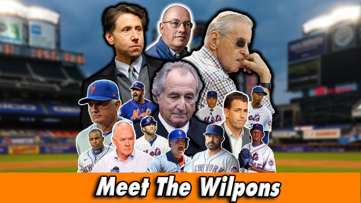 It's here.  Over a year in the making. One of, if not the largest sports video collaborations on YouTube.  The New York Mets under the Wilpons were a professional mess. This is their story.