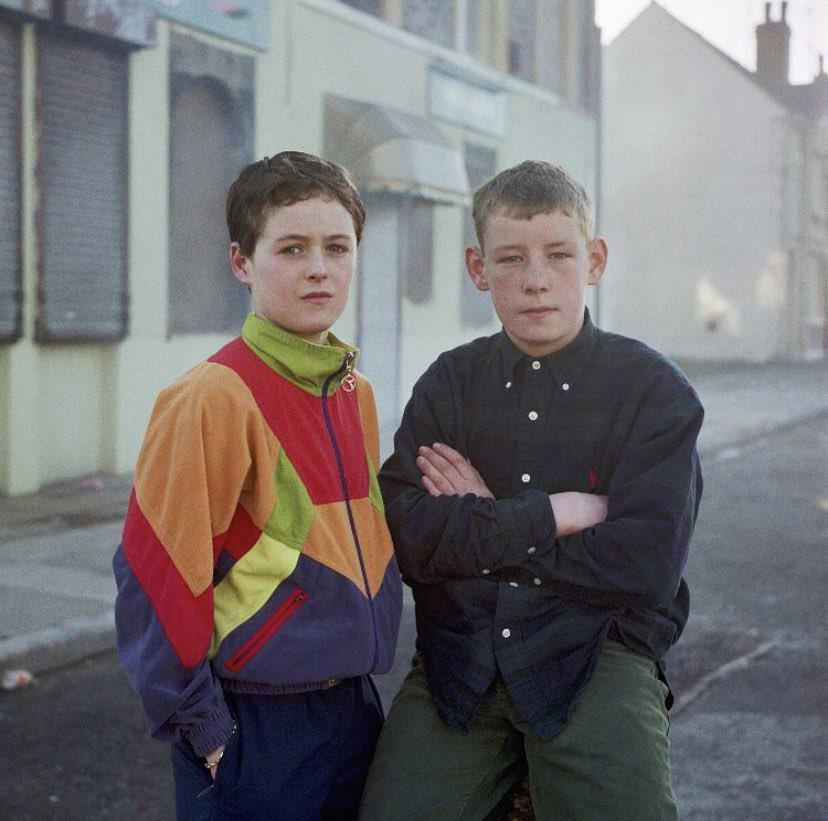 Rob Bremner's images documenting everyday life in Merseyside through the 1980-90s are exclusively available as open edition prints from our online shop. britishculturearchive.co.uk/print-sales All photos © Rob Bremner