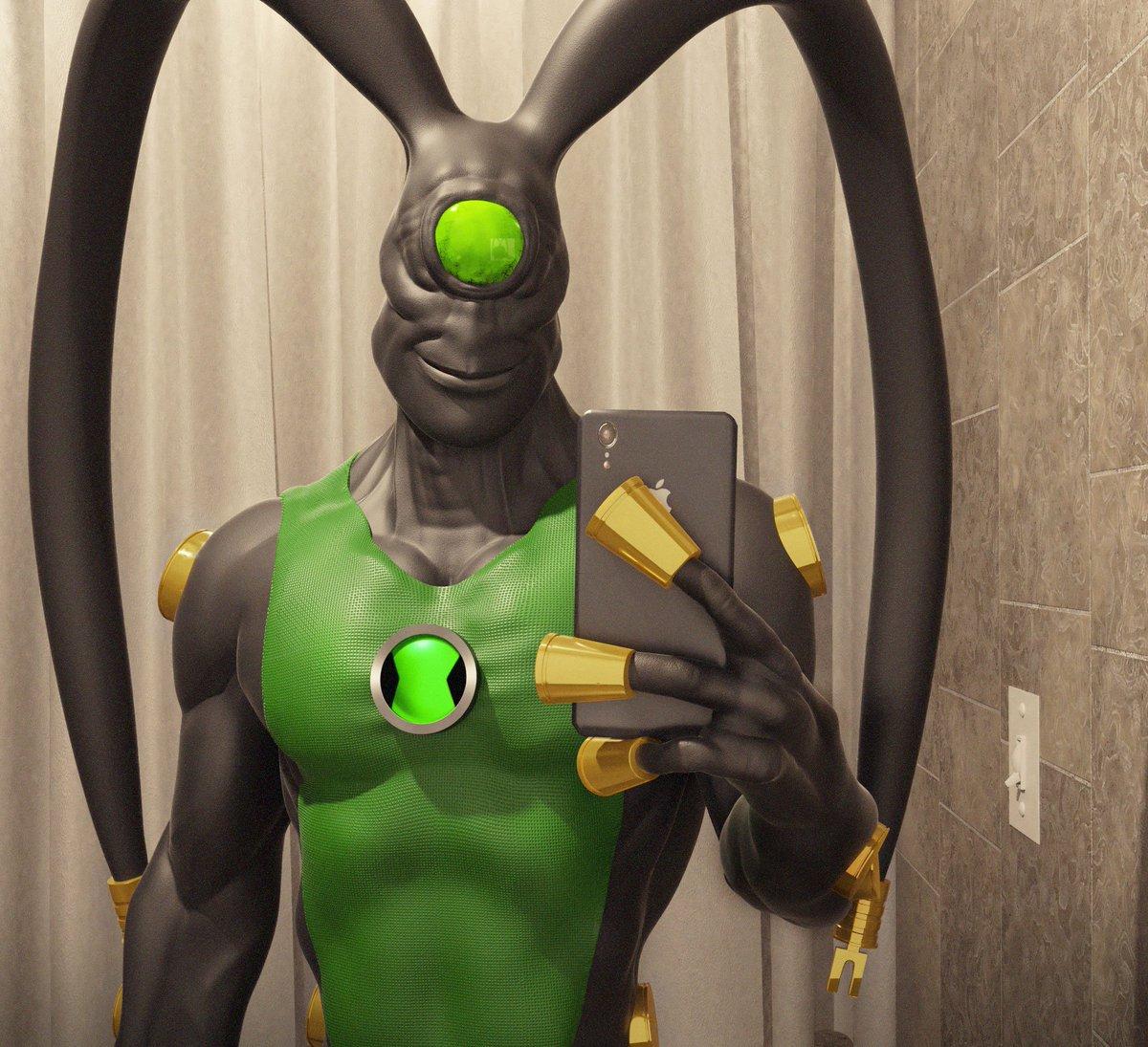 If Ben was a public figure on internet 😂 #feedback #ripjaws #xlr8  #wildmutt  #ghostfreak  #upgrade #heatblast #fourarms #Ben10 #Ben10aliens #fanart #zbrush #blender3d #avengers #conceptart #avengersendgame #spiderman #ironman #captainamerica #marvel #marvelstudios
