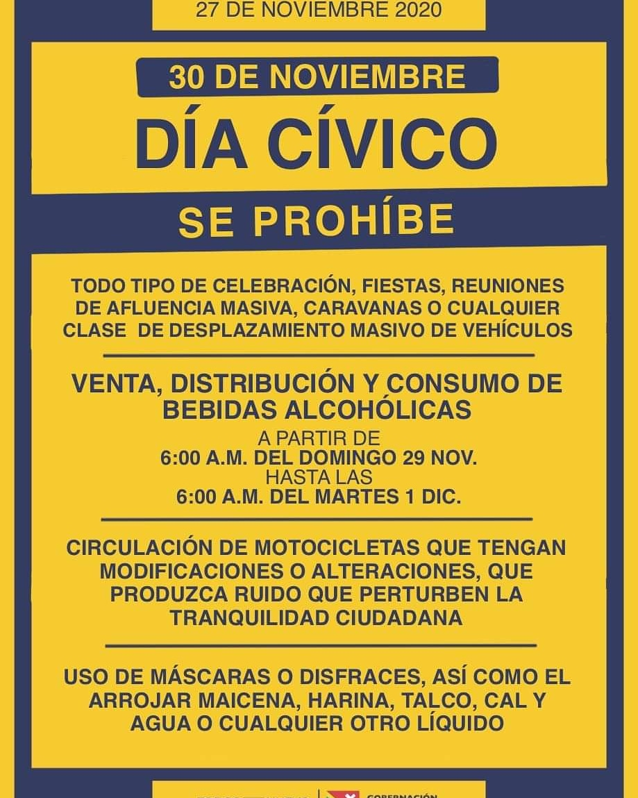 #OleMano 🙋🏻♀️ #SanAndrésYProvidencia 🏝  #olemano Con motivo de  #FiestasPatronales en honor a #SanAndrés, se decretó día cívico el 30 de Noviembre, con restricciones para su celebración. 🏝️🏝️🏝️🏝️🏝️🏝️🏝️🏝️🏝️🏝️🏝️🏝️  #olemano #TeleislasNews #Huracanlota