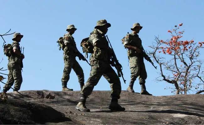 Five CRPF Commandos Injured In IED Blast In Chhattisgarh