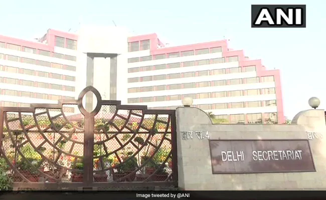 Delhi Orders Work-From-Home For Its 50% Non-Essential Service Staff
