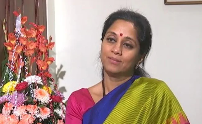 Even After Going Around World, Vaccine Will Be Found In Pune: NCP's Supriya Sule