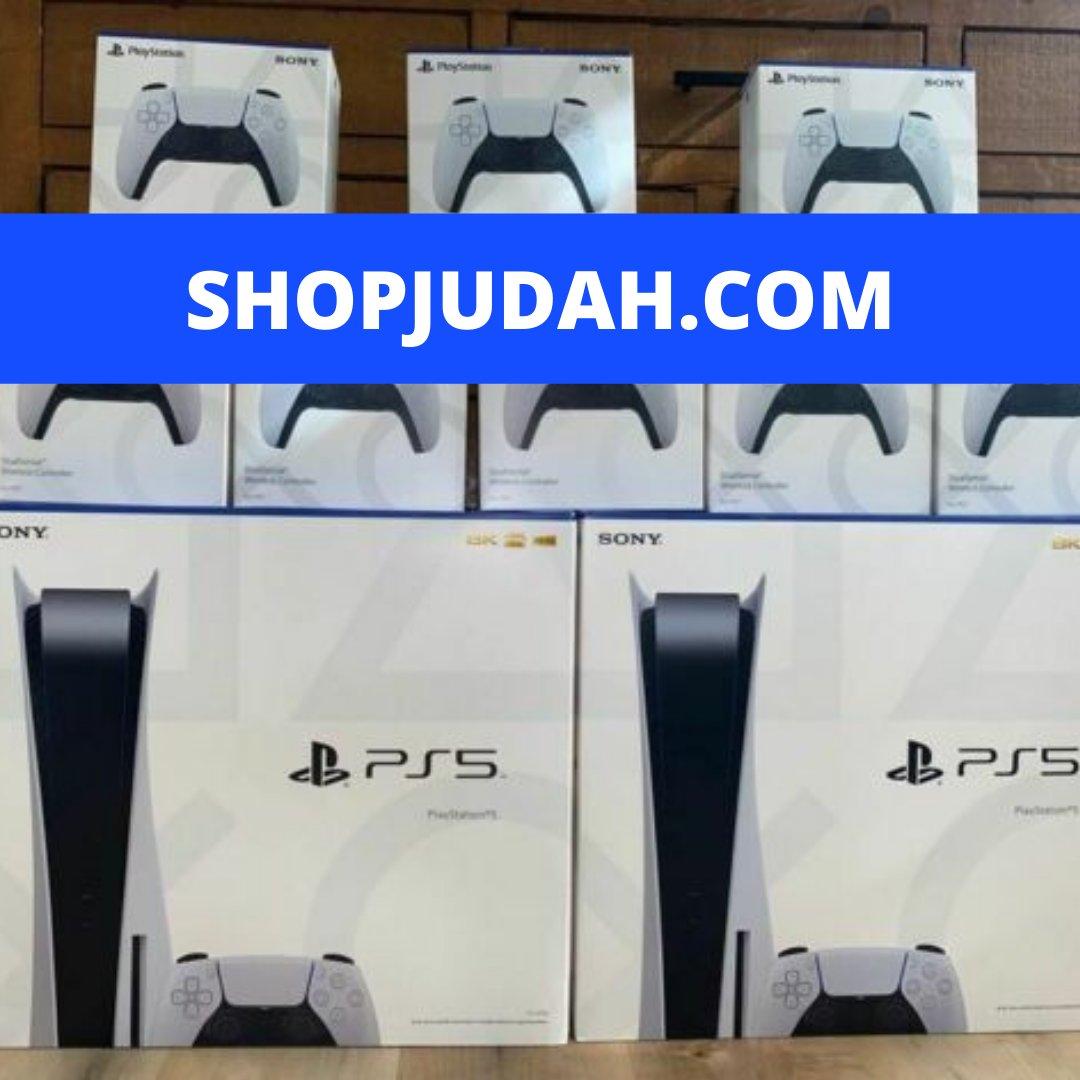 Get a #PS5 B4 it's #SoldOut @  #Broncos #RoyceFreeman #JohnElway #RollTide #bonix #ps5s #smallbusinesssaturday #nobodylikeskelly #auburn #Clemson #sarahfuller #harbaugh #macjones #loveorhost #bama #playstation #gamers #ShopSmall #ShopSmallBusinessSaturday