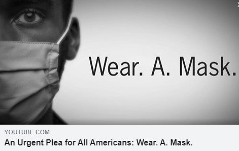 As some of the most trusted hospitals in the nation, we know it's tough to  keep wearing masks. But here's what we also know: The science has not changed. Masks slow the spread of COVID-19. So please join us: Wear. Care. Share with #MaskUp.