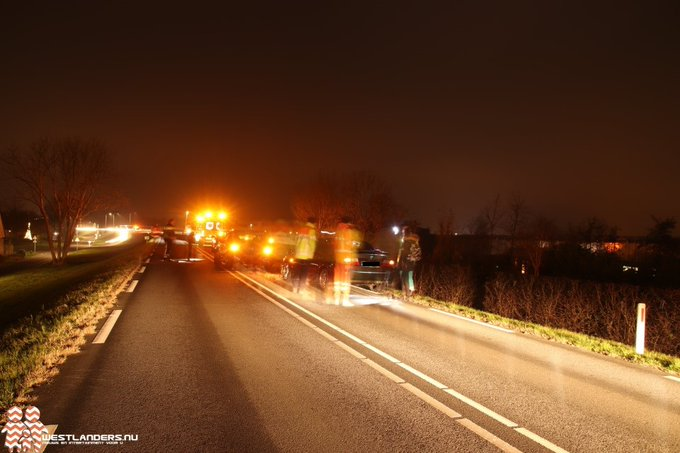 Twee gewonden na ongeluk op de Maasdijk https://t.co/JvoslTgxad https://t.co/w5SbysIkhG