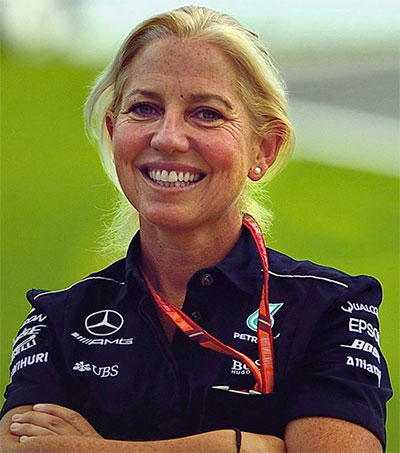 Angela Cullen is a near-constant presence at the side of her harge Lewis Hamilton – a fact which has even earned her cult status among some F1 fans.  https://t.co/n5VTOjyScl https://t.co/1jzaGVCfT7